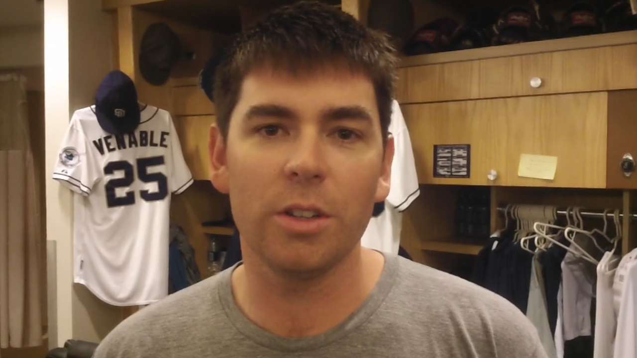 Padres share favorite memories of their fathers