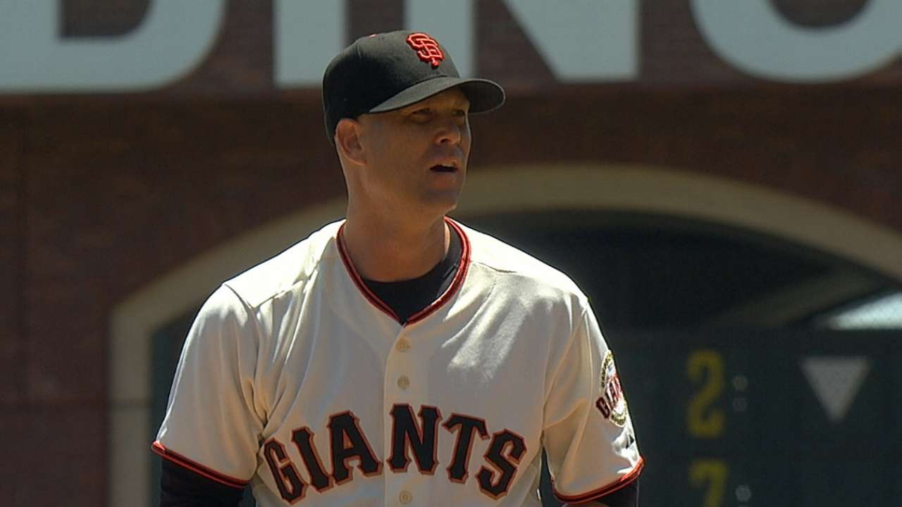 Hudson replaces Bumgarner on All-Star roster