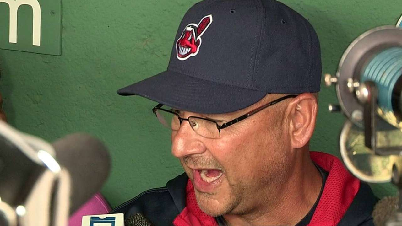 Francona honored to be on Farrell's All-Star staff