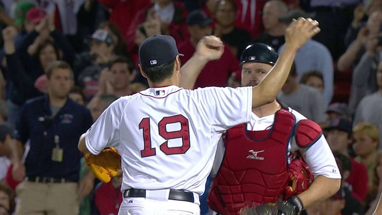 MLB Notebook: Uehara posting Mo-like numbers