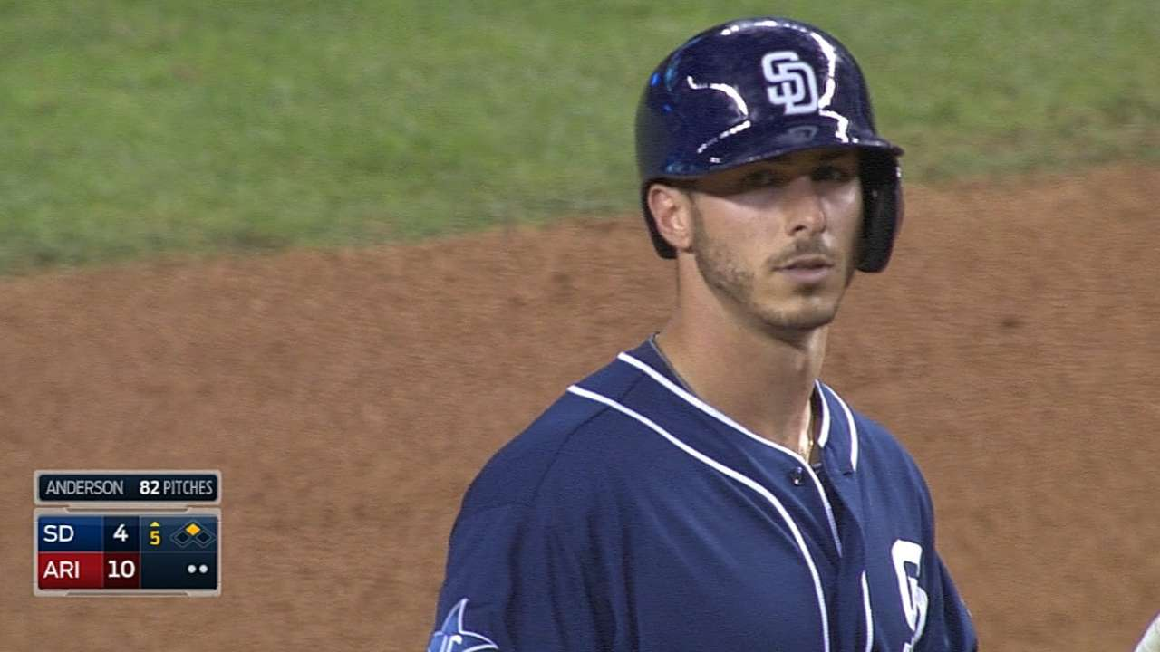 Medica provides first-base option for Padres