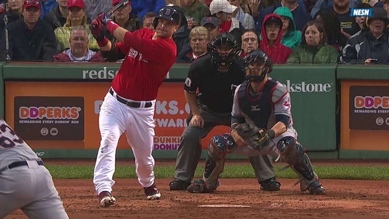 Former catcher Pierzynski designated by Red Sox
