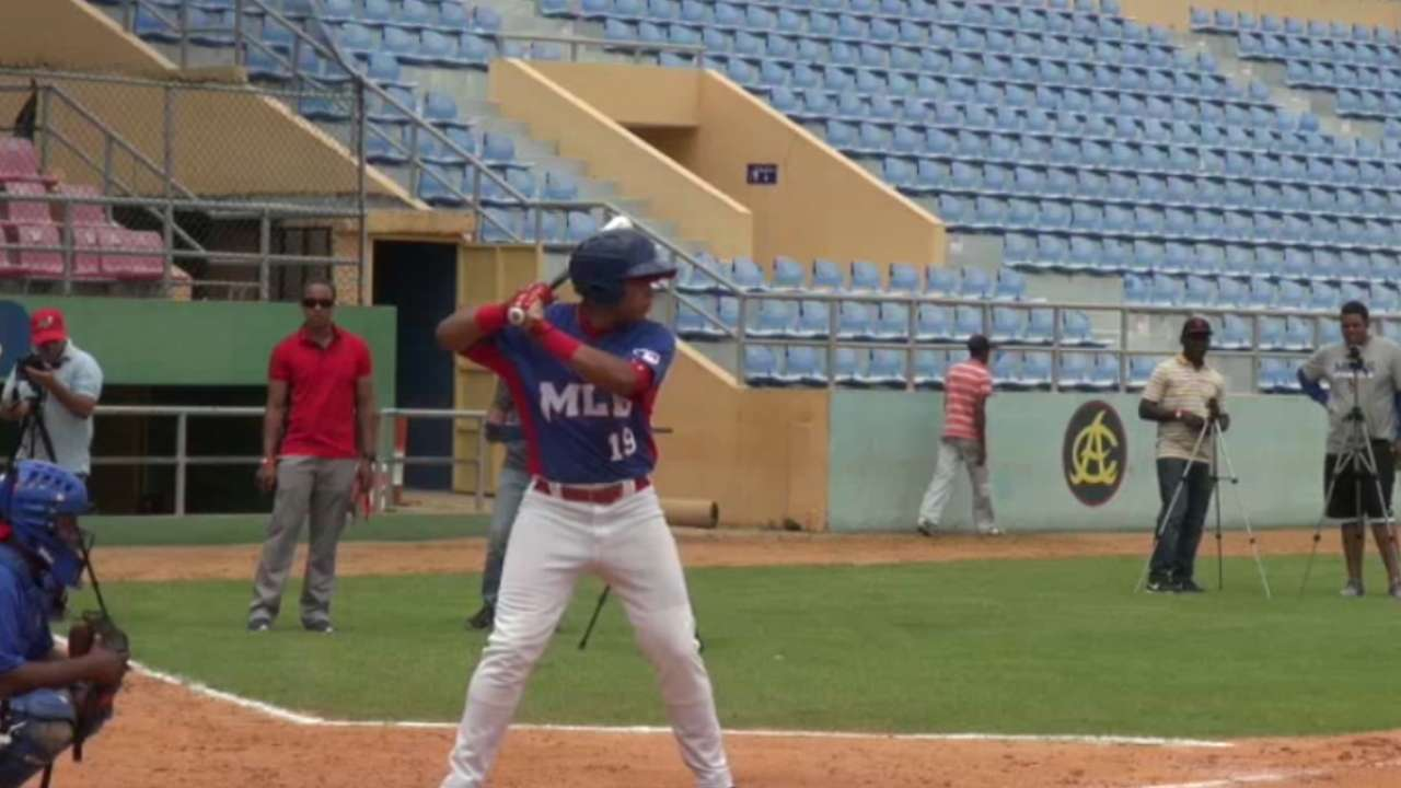 Yanks open international signing period with spree