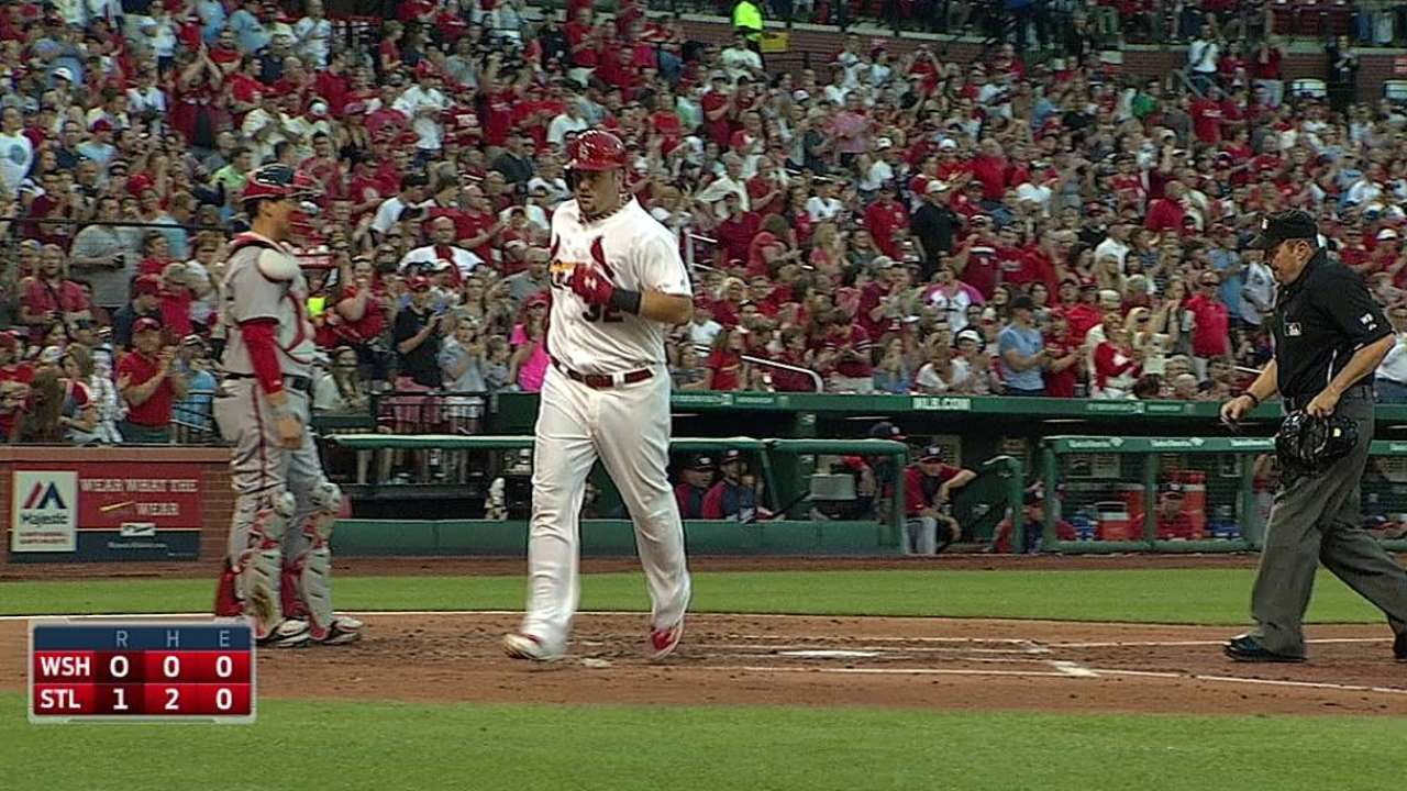 Taveras heads back to Triple-A as Adams returns