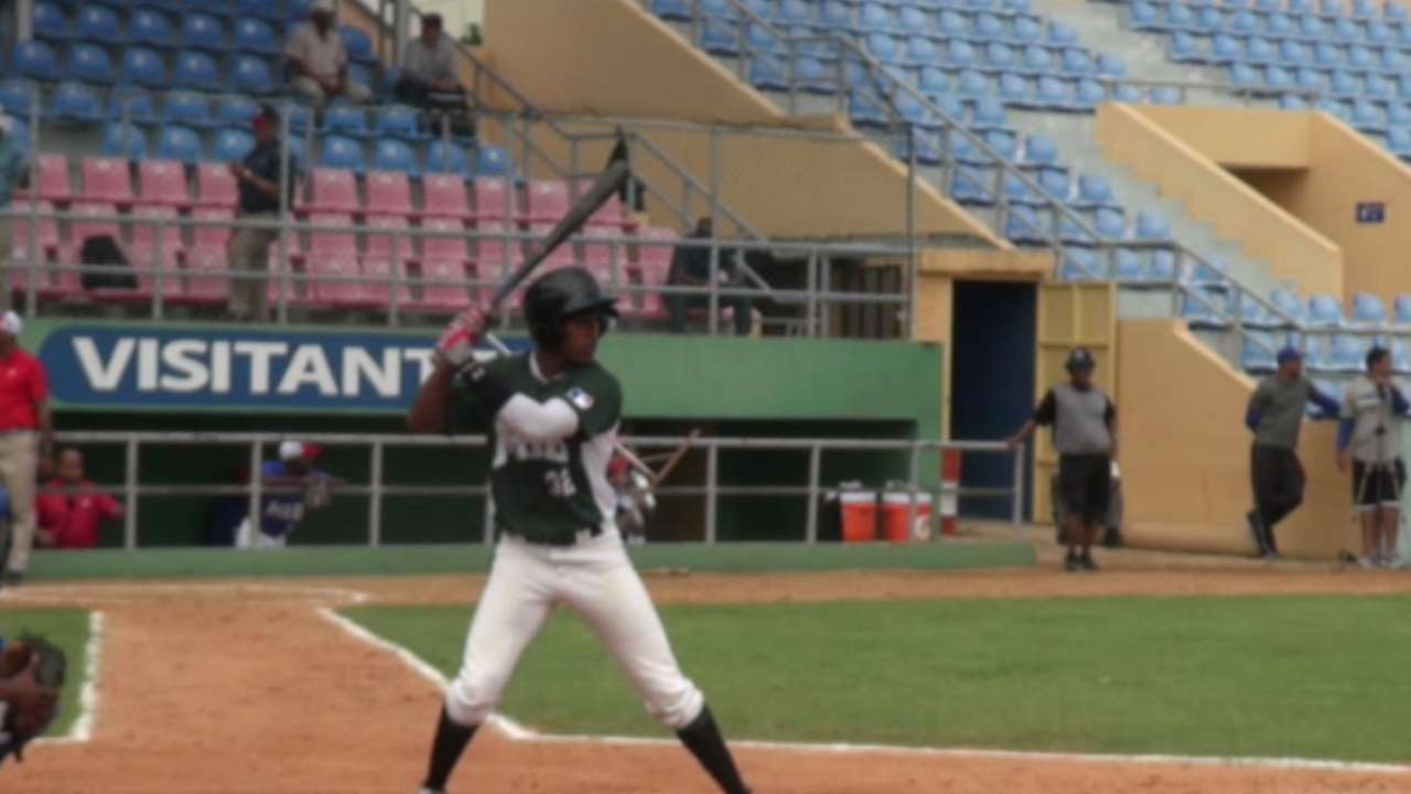 Astros sign No. 20 international prospect Rafael