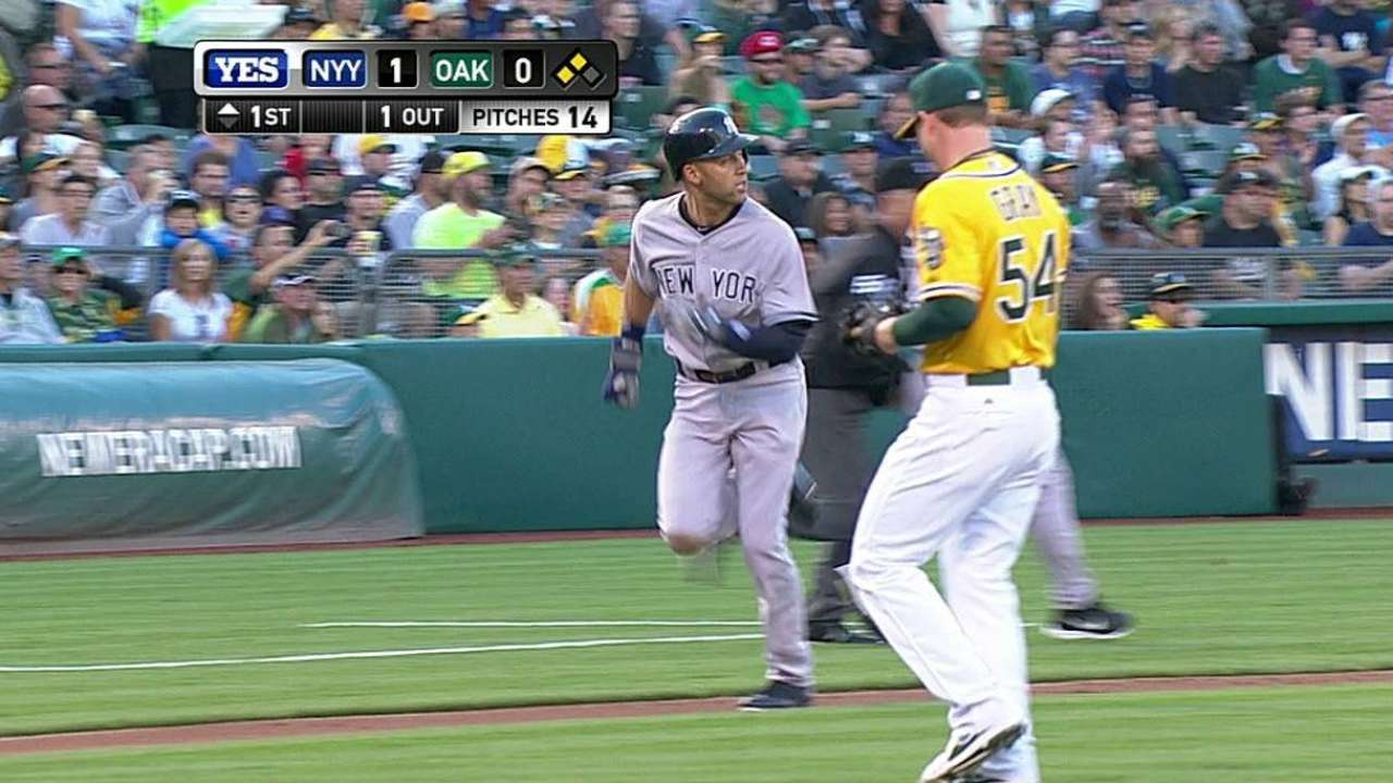 Tight rib cage sidelines Teixeira in Oakland