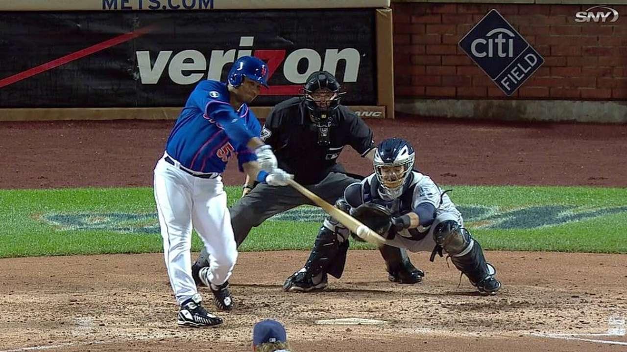 Abreu, Colón se combinan y guían a Mets al triunfo