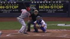 Freaky Friday the 13th: Reds blow lead but win