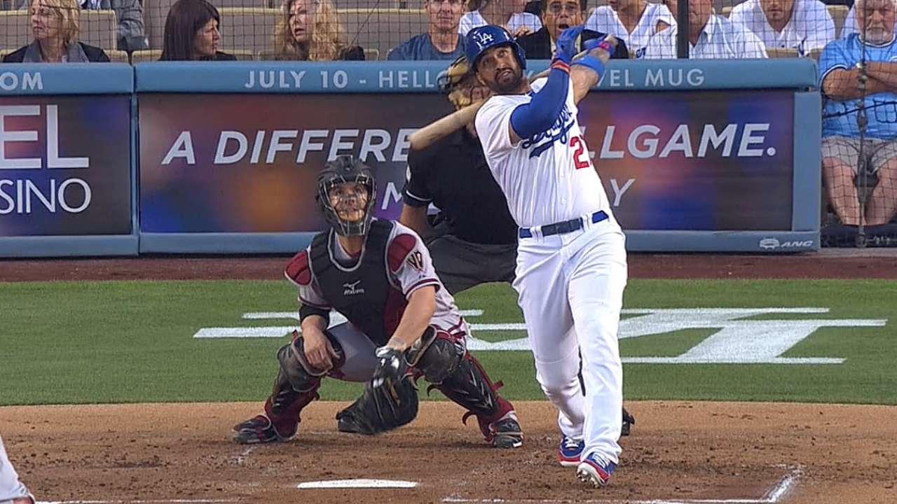 Kershaw lidera el triunfo de Dodgers ante Arizona