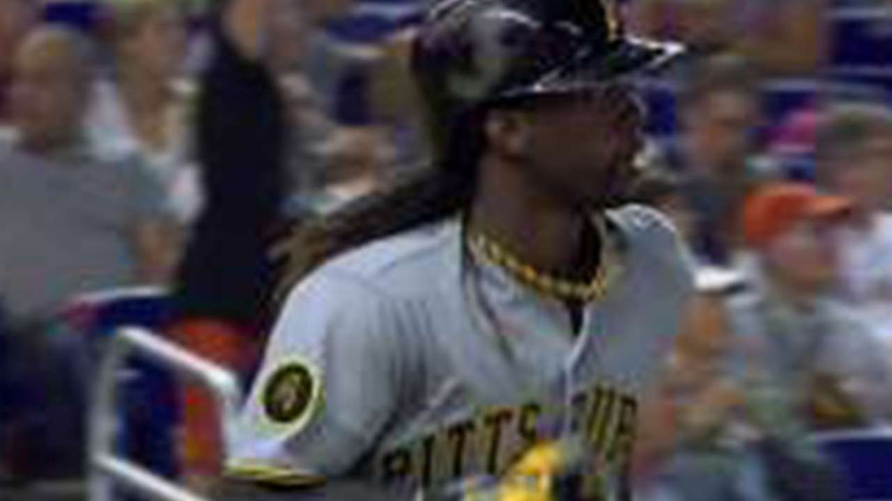 McCutchen named NL Player of Month for June
