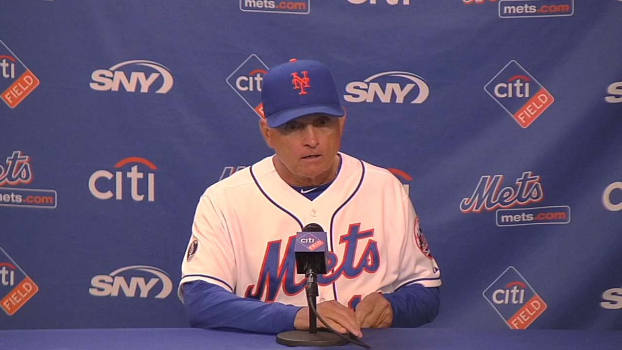Mets seek to simplify approach with baserunners