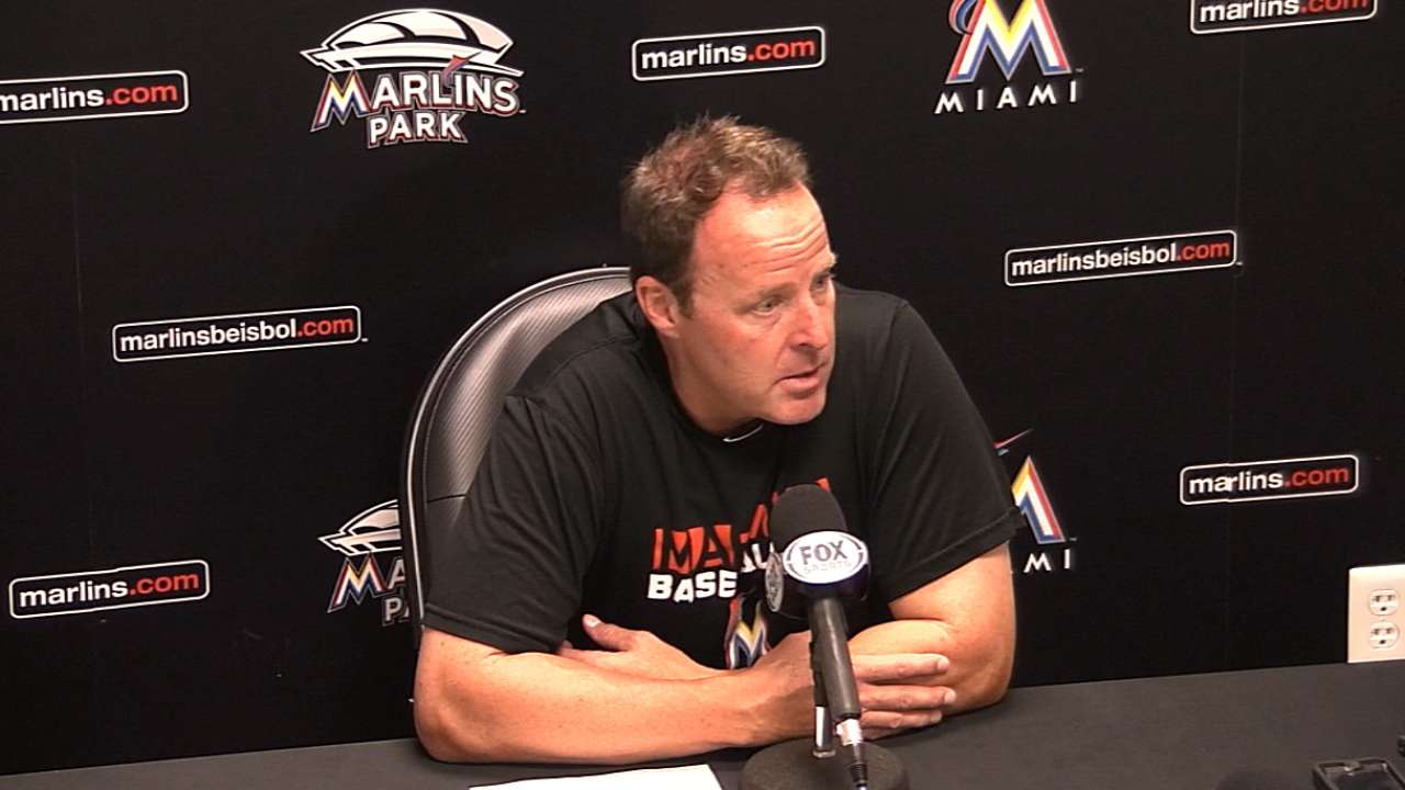 Marlins weigh options as short starts tax bullpen