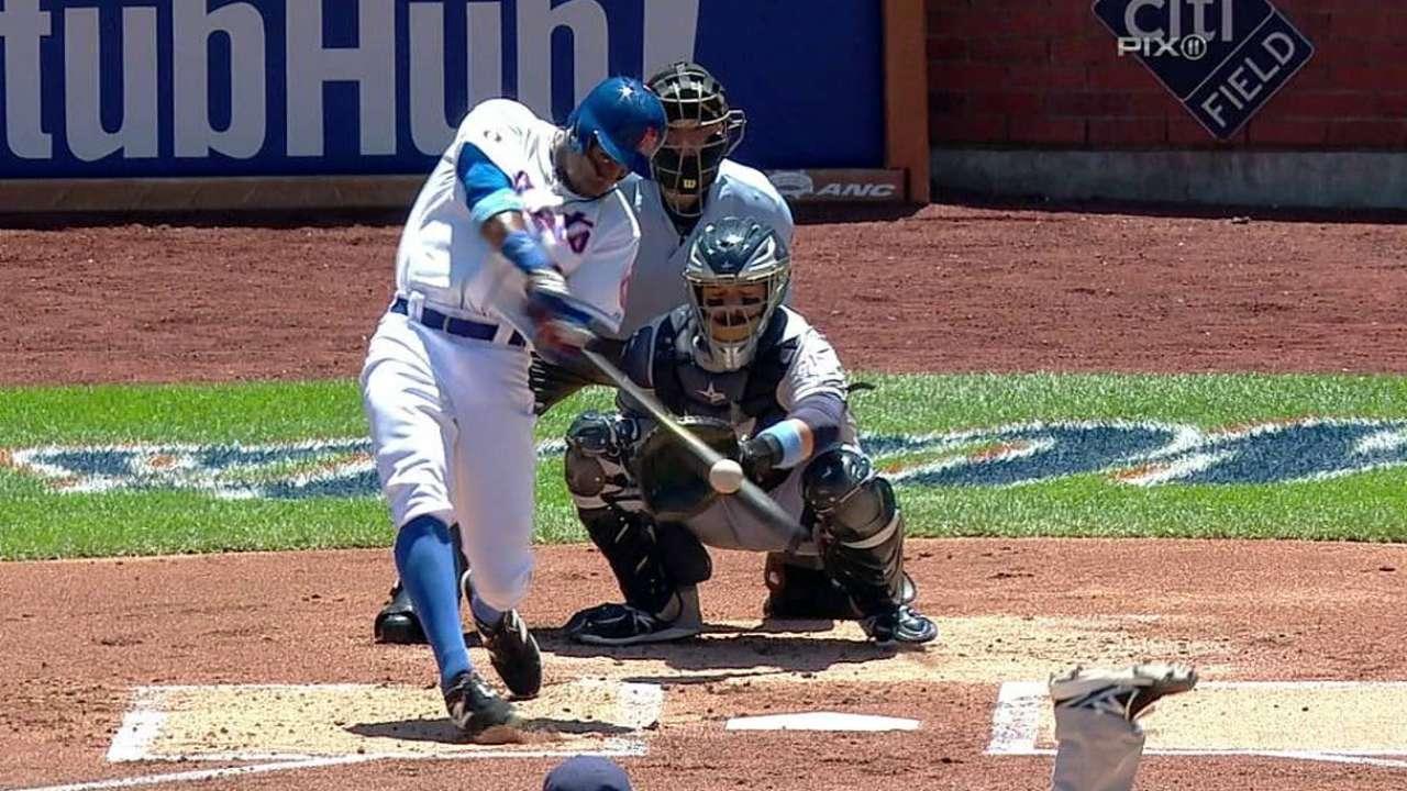 Mets tuvieron lo suficiente para imponerse a Padres
