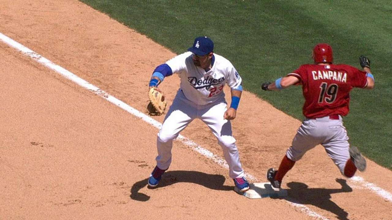 Replay overturns call, confirms long foul ball