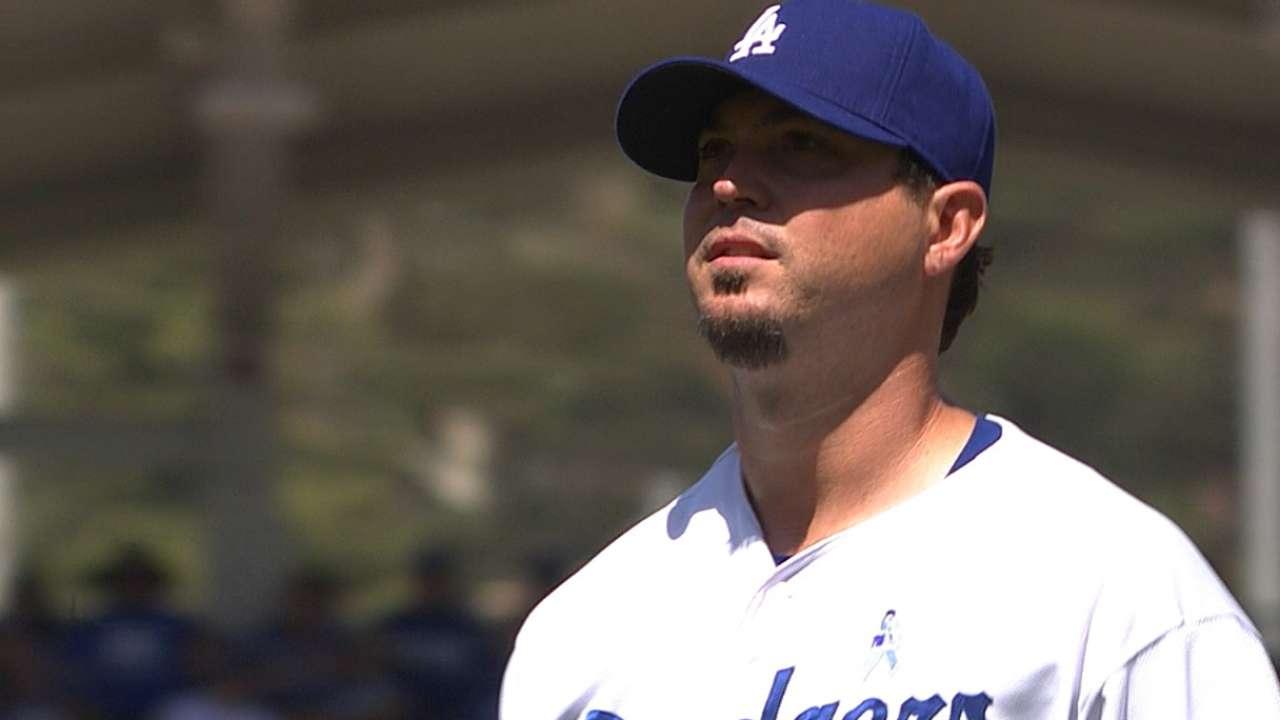 Miscues derail Dodgers' bid for series sweep