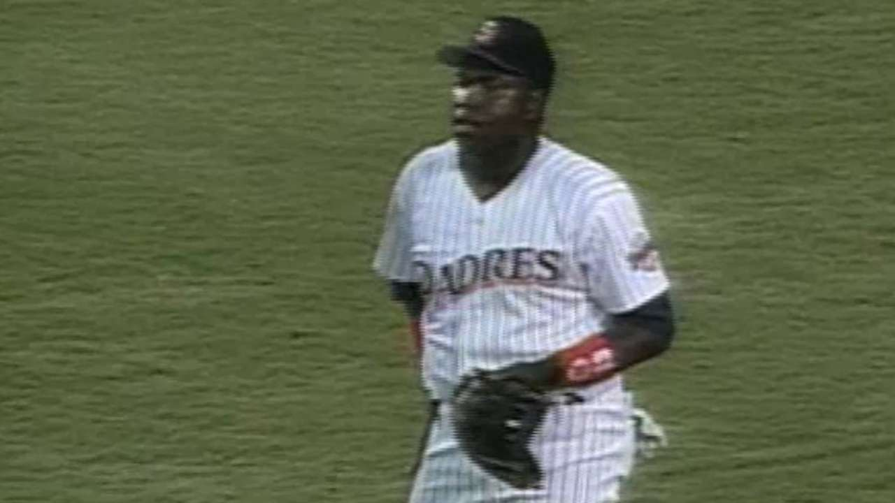 Baker, Renteria mourn 'wonderful' Gwynn