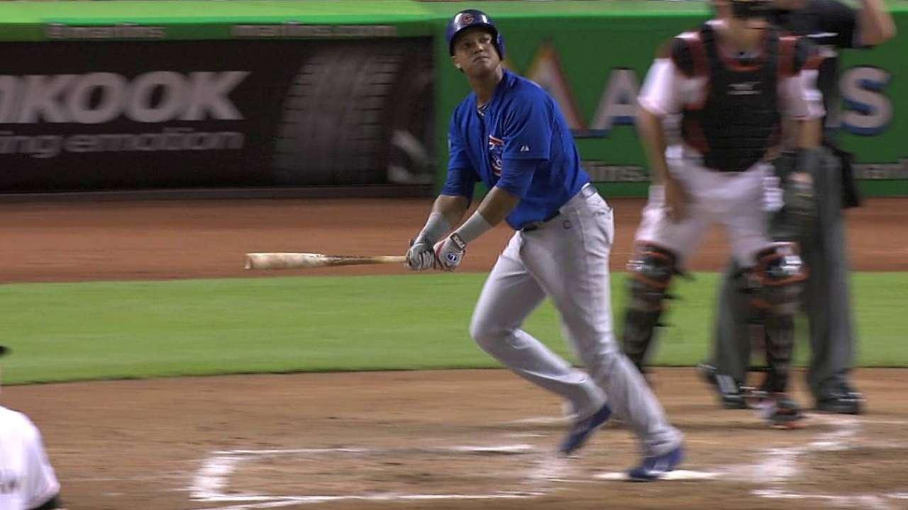 Doble de Wood hizo ganar a Cubs en extrainnings