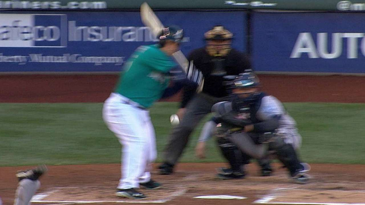Seager finds comfort in pitcher-friendly Safeco Field