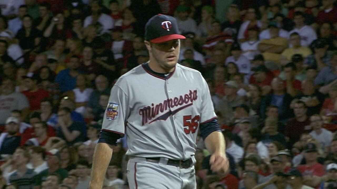 Thielbar strikes out the side