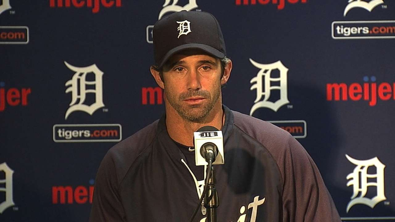 Ausmus, Jones working alongside struggling Verlander