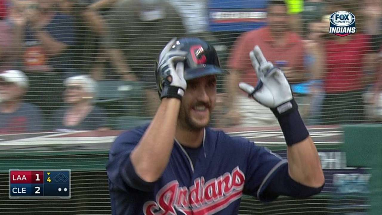 Tribe can't recover as Tomlin struggles in fifth