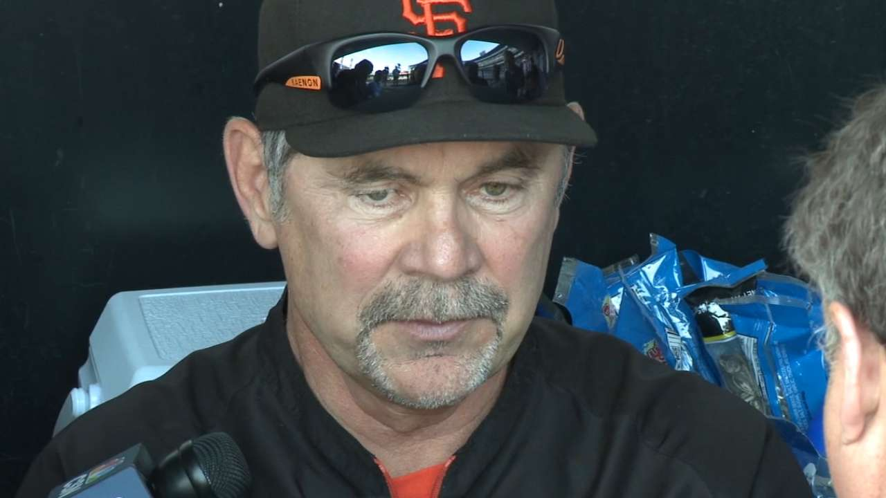 Bochy, Flannery remember good friend Gwynn