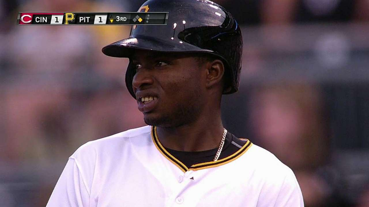 Polanco following in Clemente's footsteps