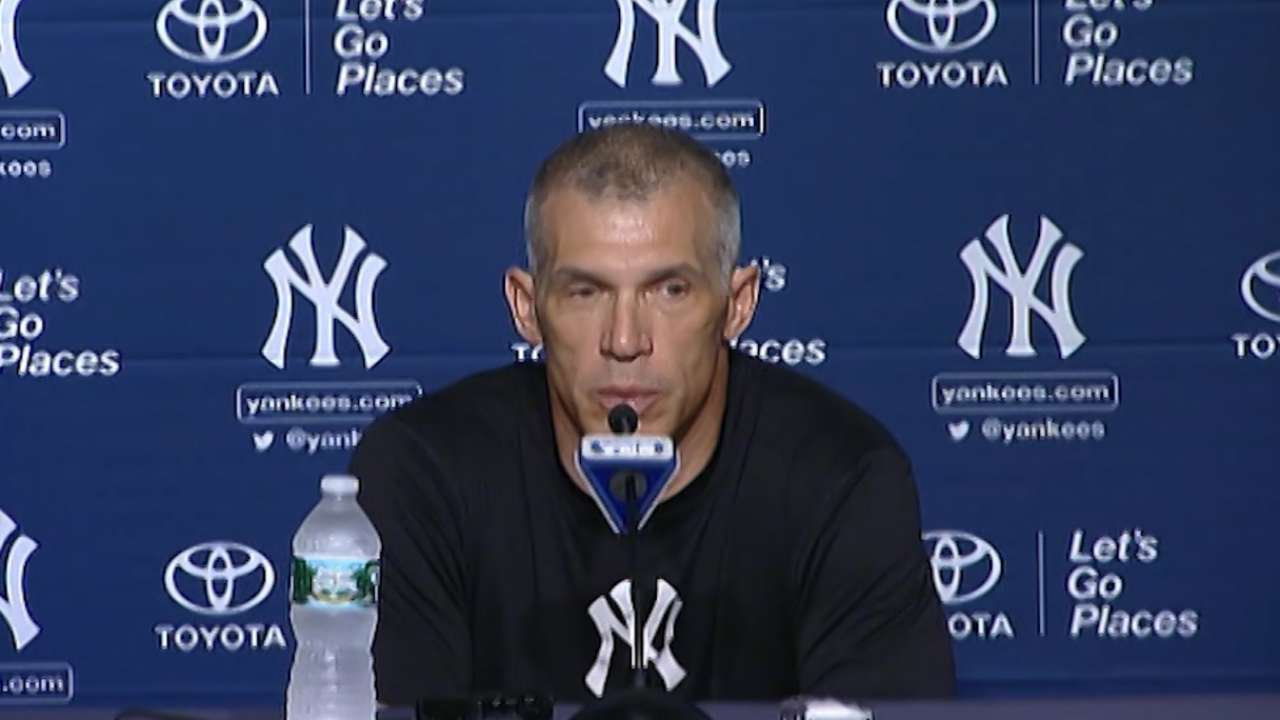 Jeter, Girardi grateful to have played against Gwynn