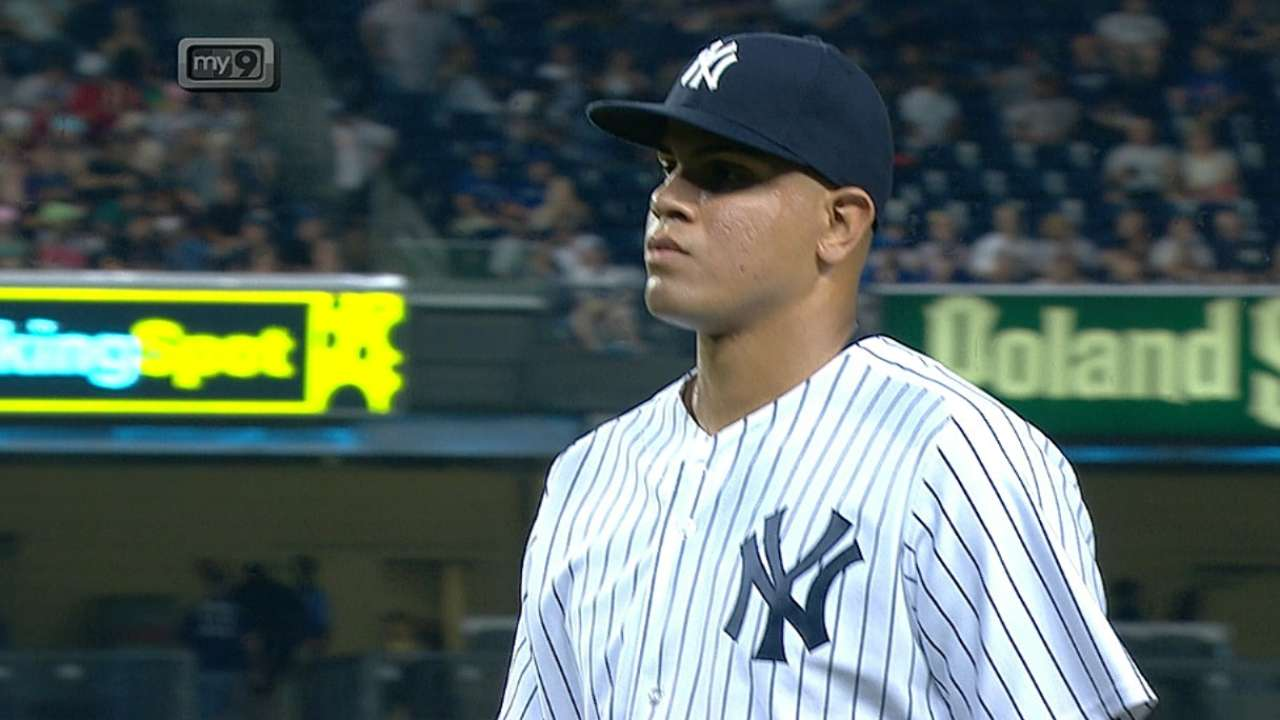 Betances worthy of All-Star consideration