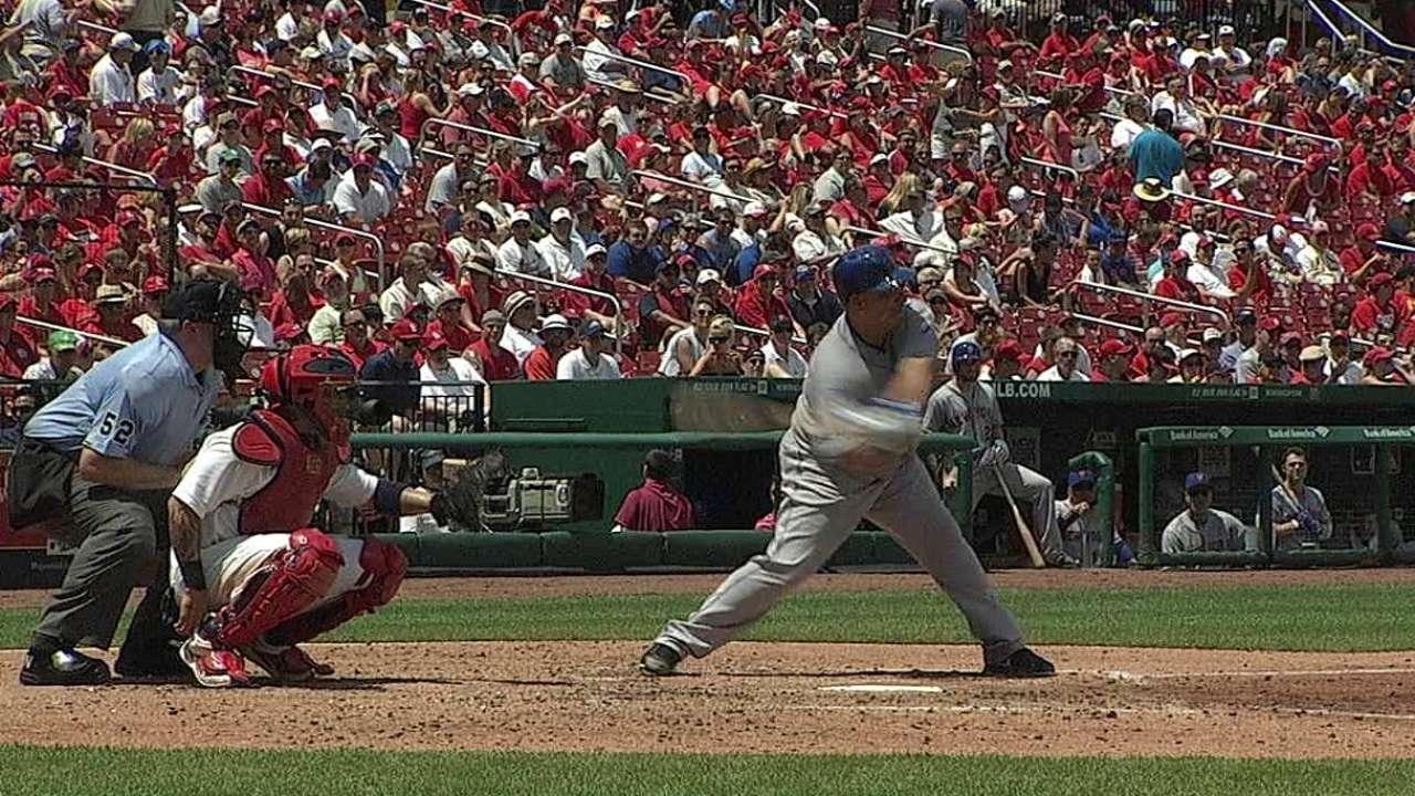 Colón dominó a los Cardenales y ganaron los Mets