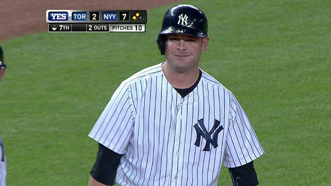 McCann bidding to be two-league All-Star backstop