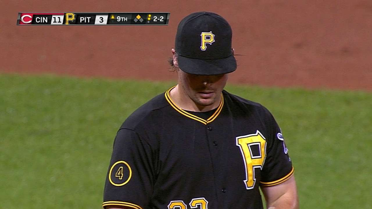Snider enters game for different reason: to pitch