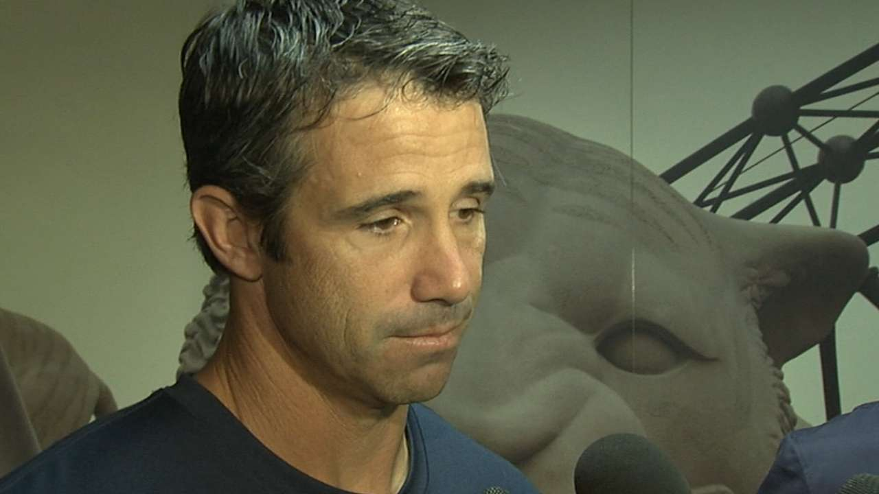 Upon reflection, Ausmus issues another apology
