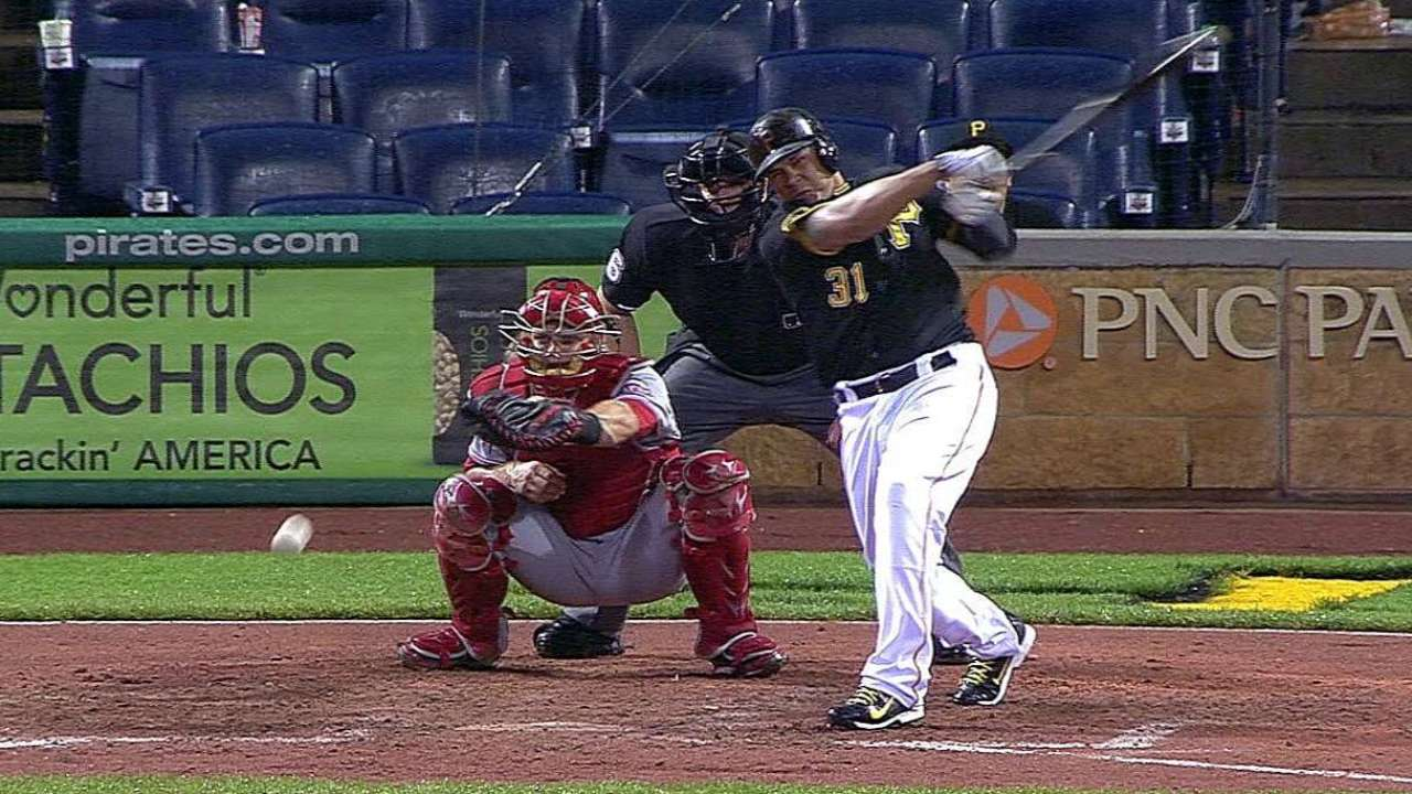 Tabata returns to Pirates after stint in Minors