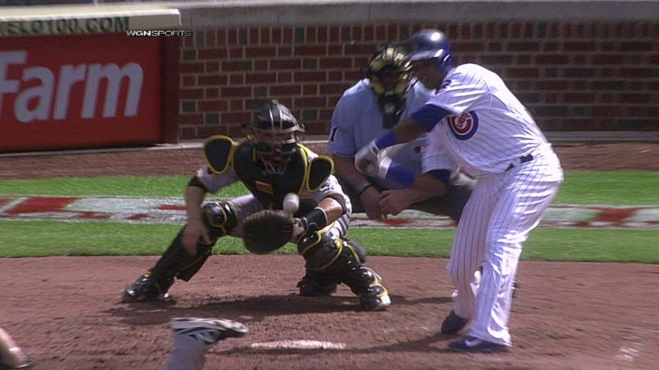 Starlin thriving as Cubs' unlikely cleanup hitter