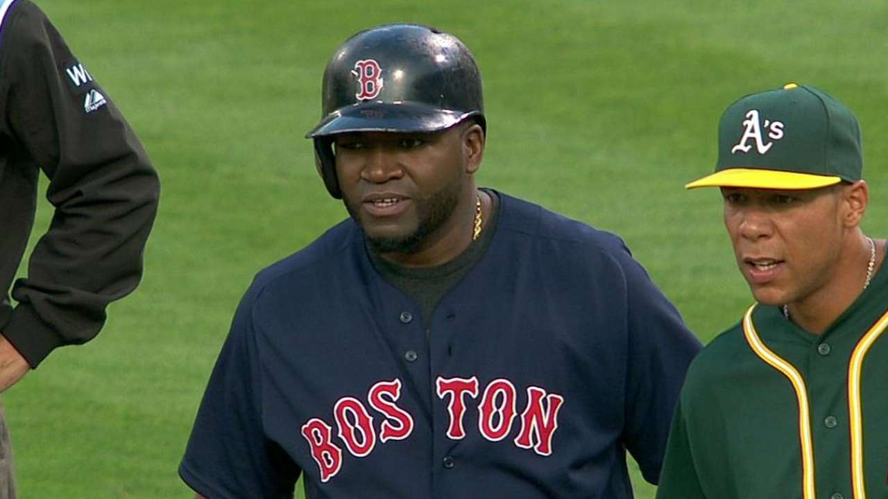 Ortiz, Pedroia need help in All-Star Game vote