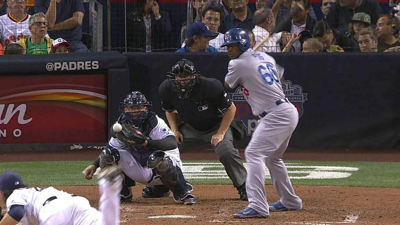 Puig maintains lead in All-Star outfield race