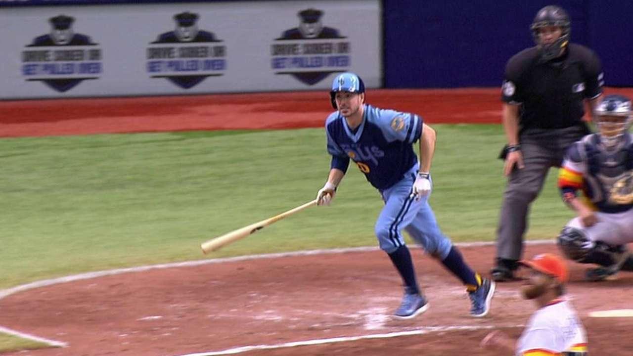 Jake Odorizzi dominó y Rays blanquearon a los Astros