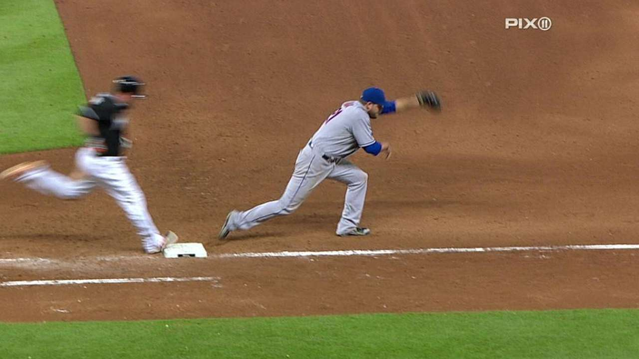 Flores providing depth behind Tejada at shortstop