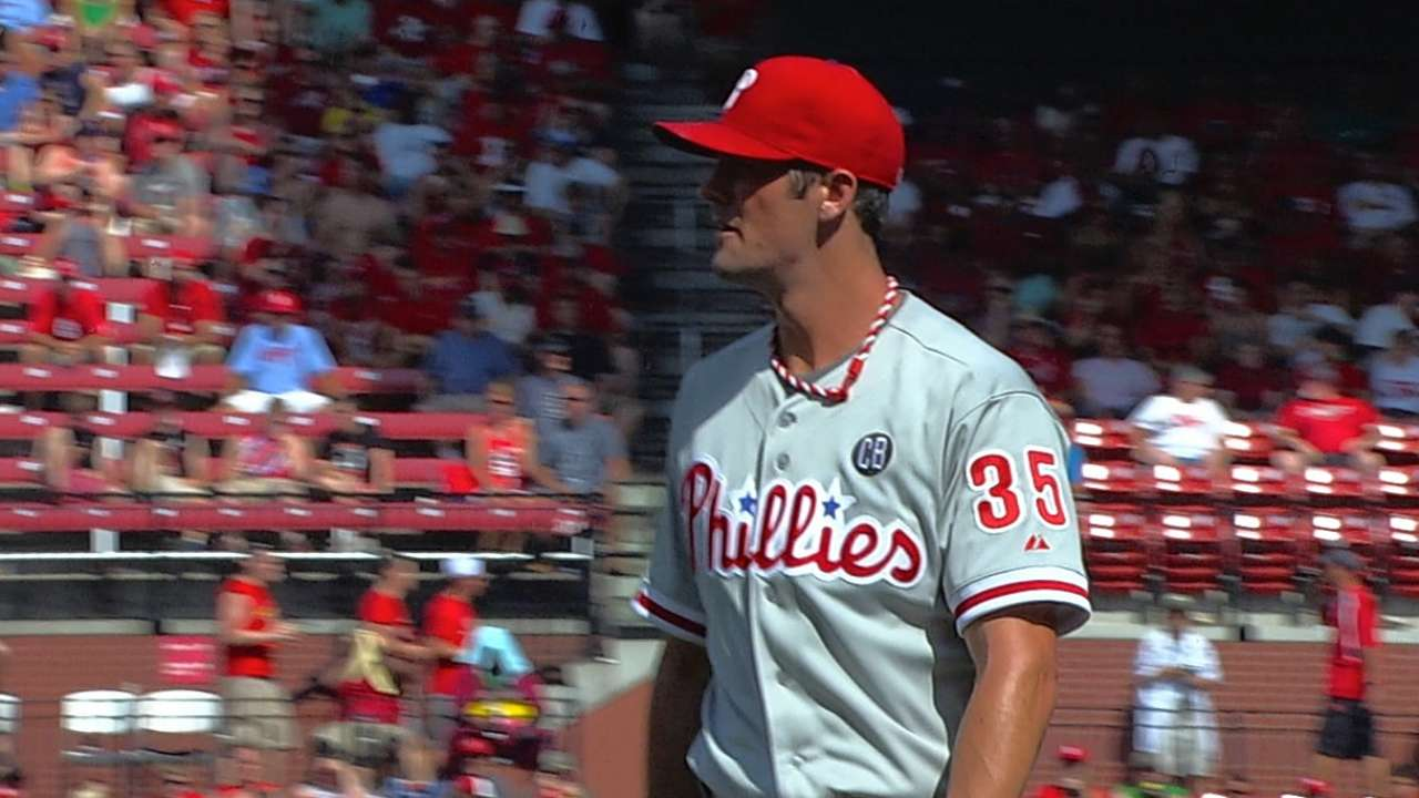 Hamels posting All-Star-type stats in abbreviated '14