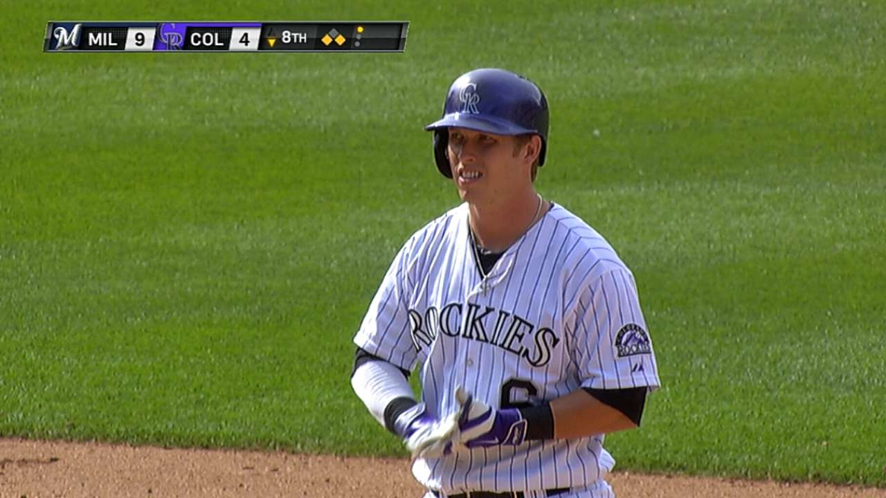Costly miscues haunt Rockies in sloppy affair