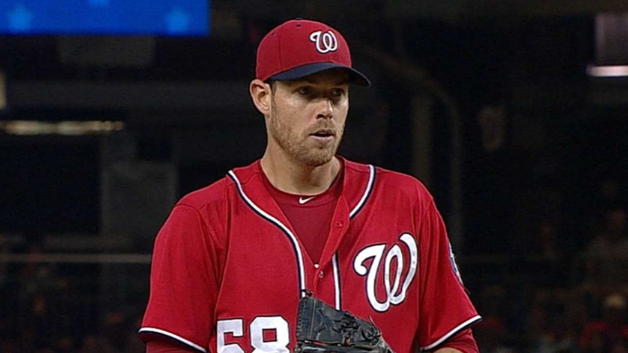 Fister finds groove as Nationals blank Braves