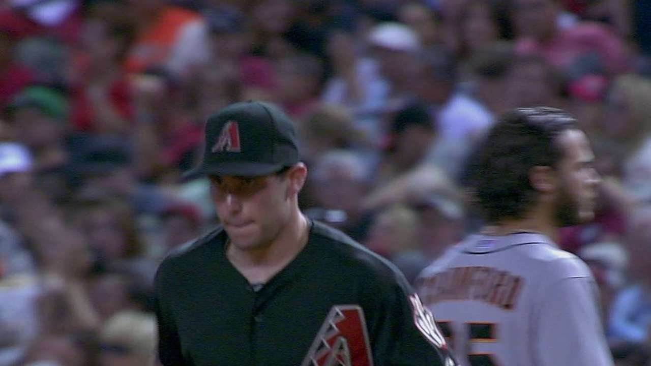 D-backs welcome long-awaited off-day