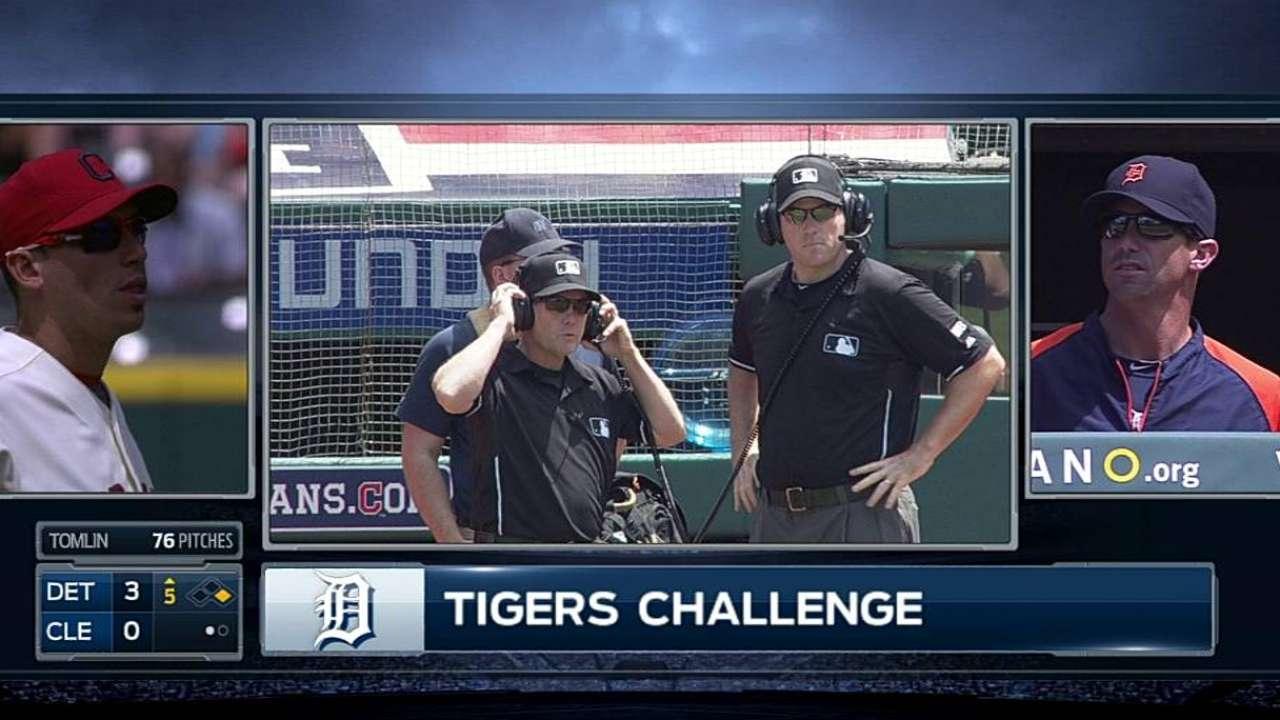 Challenge win helps Tigers break open game