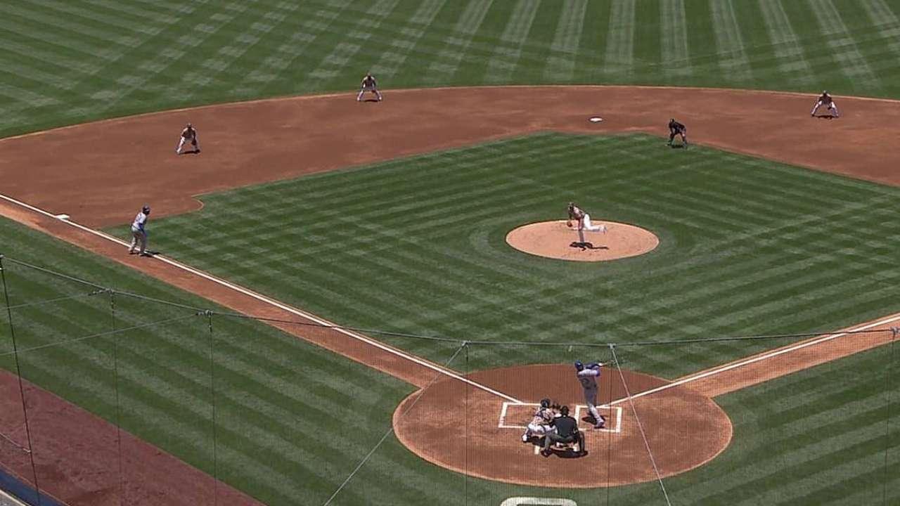 Dodgers ganaron en San Diego con joya de Ryu