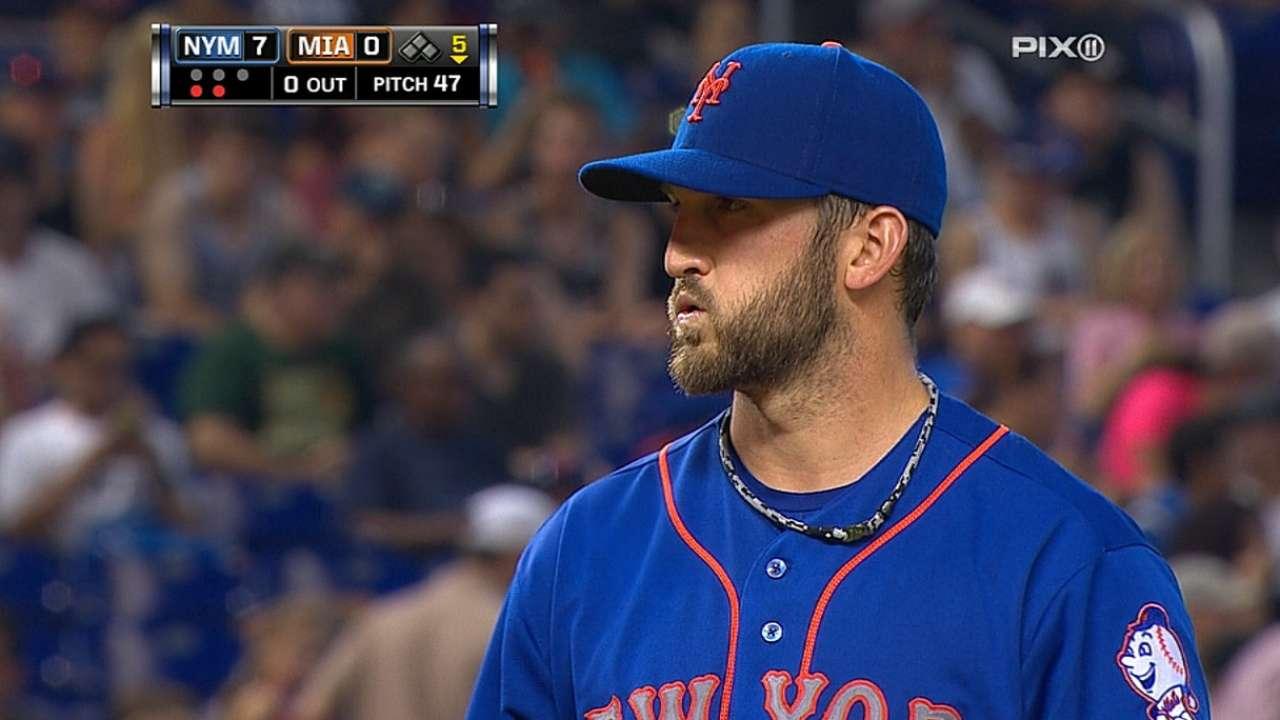 Mets hope Niese is part of NL All-Star staff