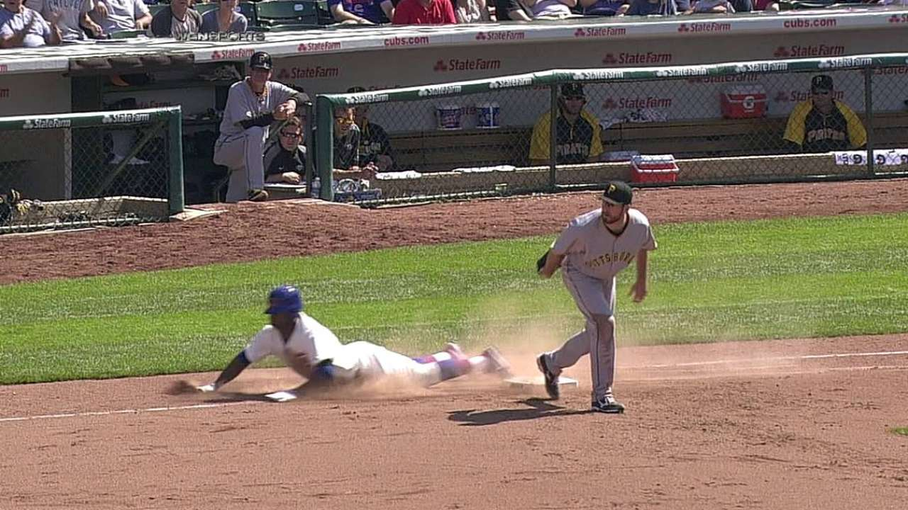 Cubs send Lake to Triple-A to make room for Straily