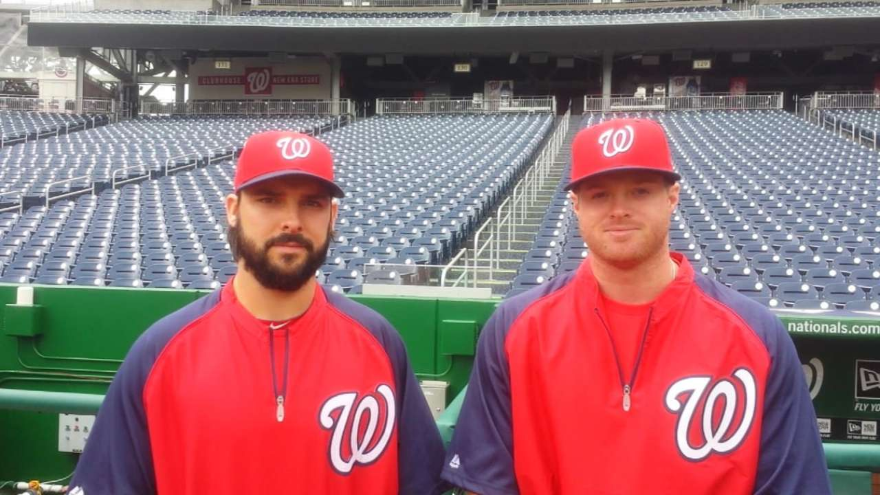 PLAY Campaign pays visit to Nationals Park