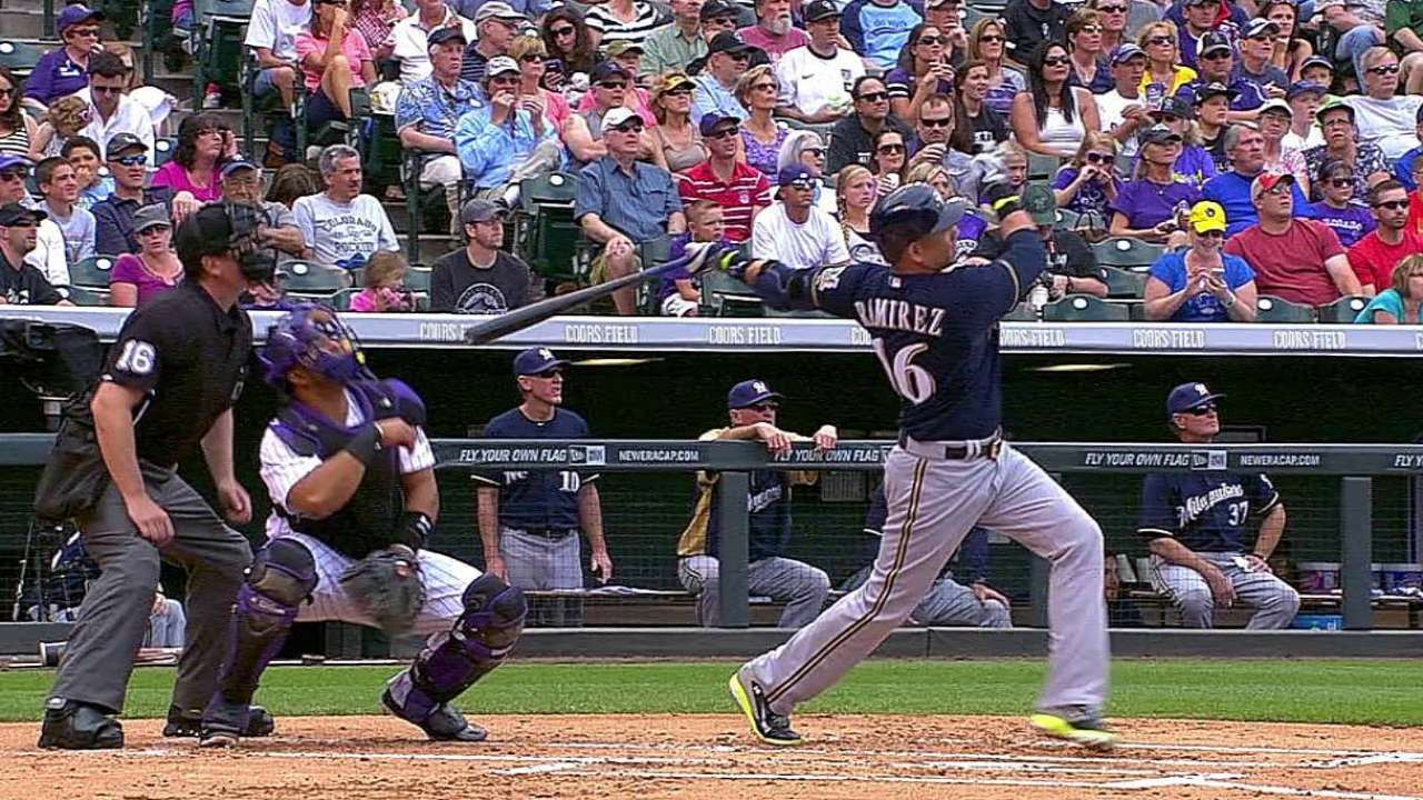 Aramis starting Classic would be Crew milestone