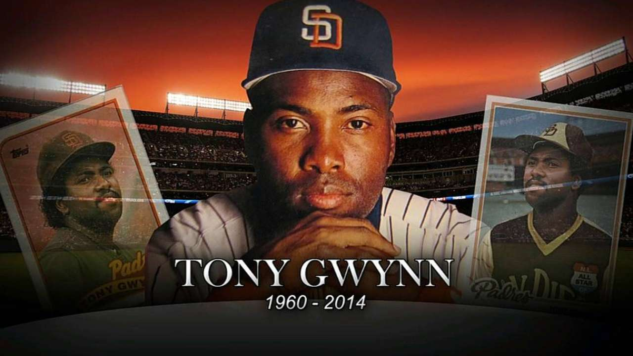 Rollins, Bowa reflect on all-time great Gwynn
